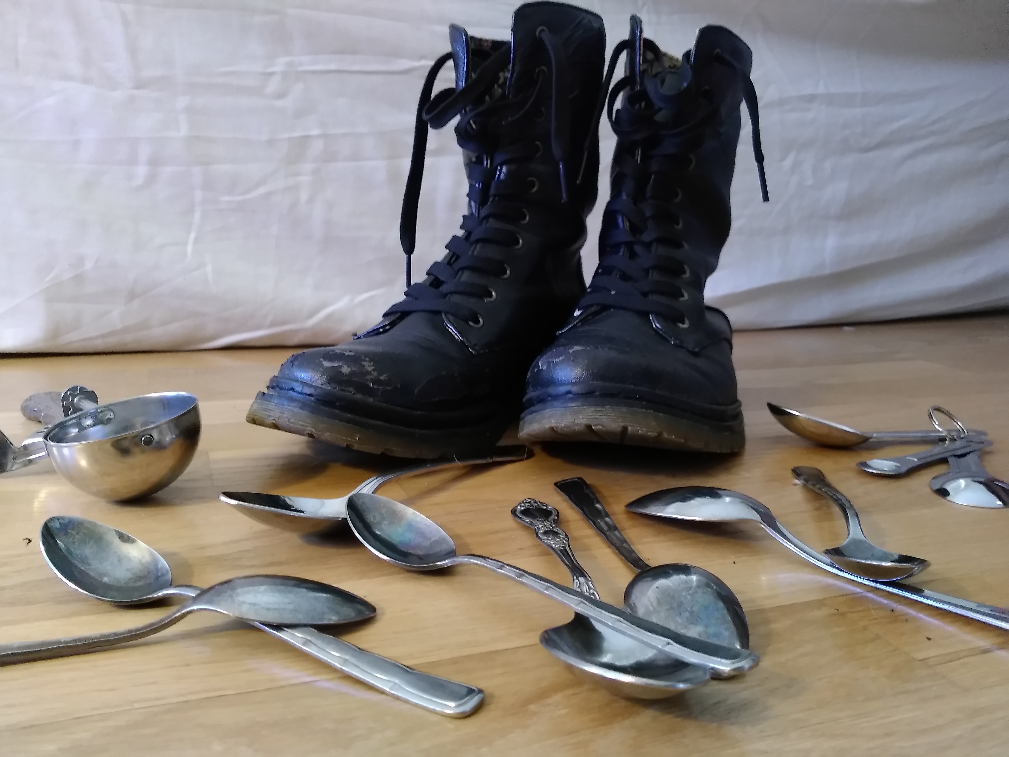 boots n spoons
